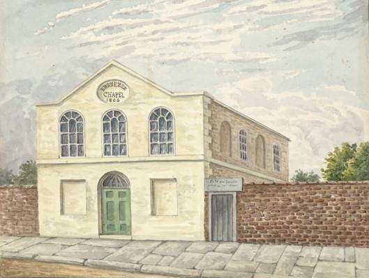 Deptford Ebenezer Chapel
