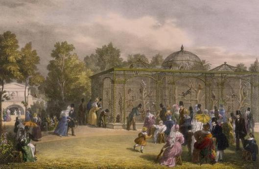 London_Zoo_Monkey_House_1835