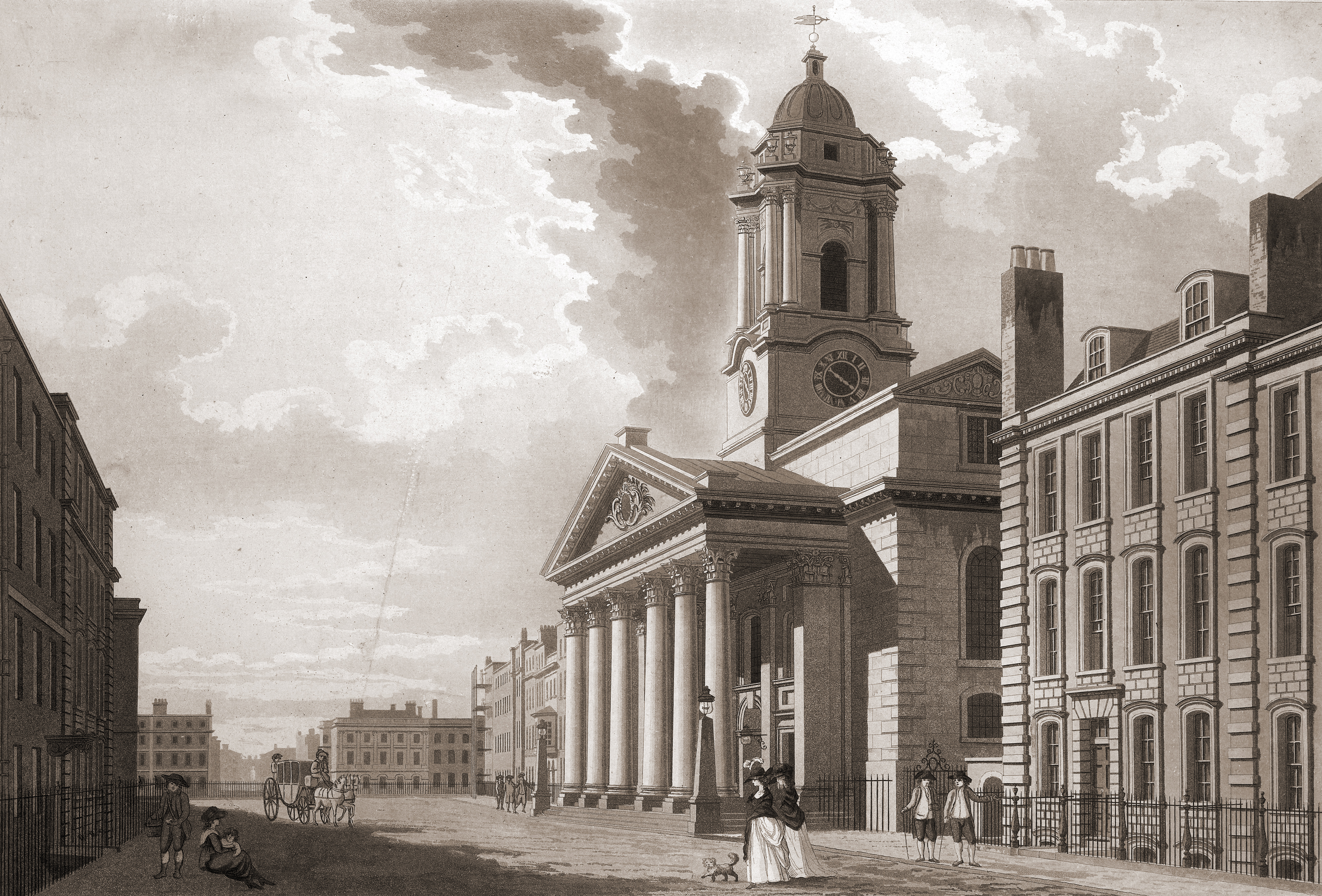 St_George's_Hanover_Square_by_T_Malton._1787