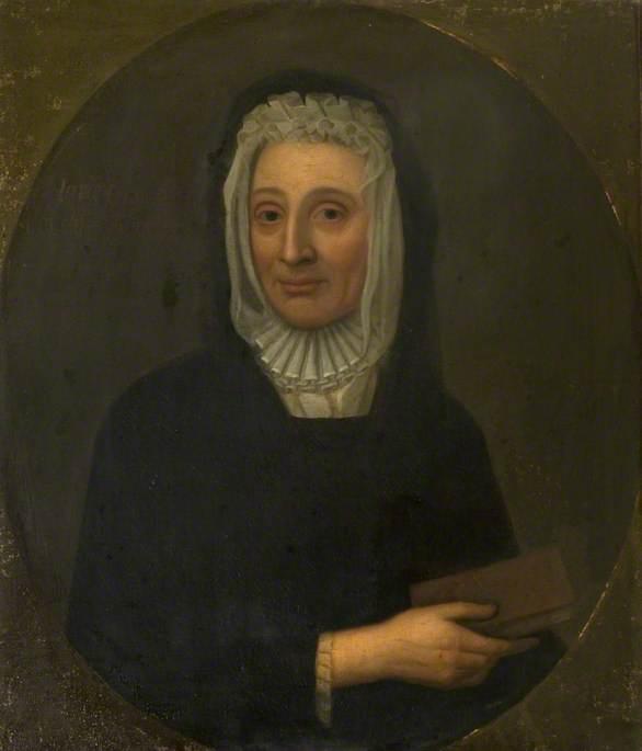 British (English) School; Marie, Comtesse de Vierville (1628-1708), Wife of Claudius Champion de Crespigny