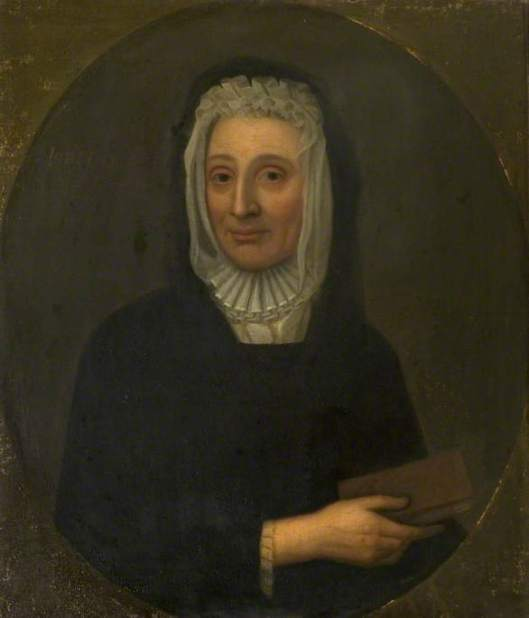 British (English) School; Marie, Comtesse de Vierville (1628-1708), Wife of Claudius Champion de Crespigny