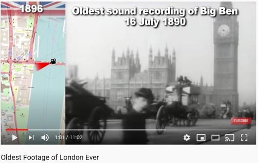 Youtube London 1 mins 01 secs still