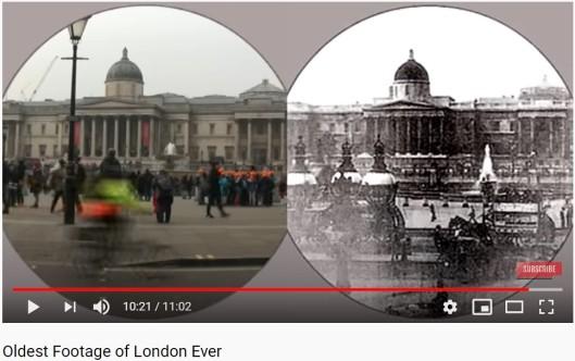 Youtube London 10 mins 21 secs still