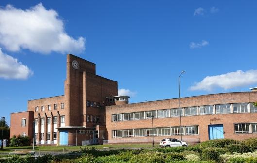 20190511 former Pilkingtons headquarters St Helens