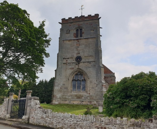 20190511 Wroxeter St Andrews church _112624