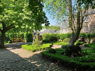 Dunbar's Close Garden