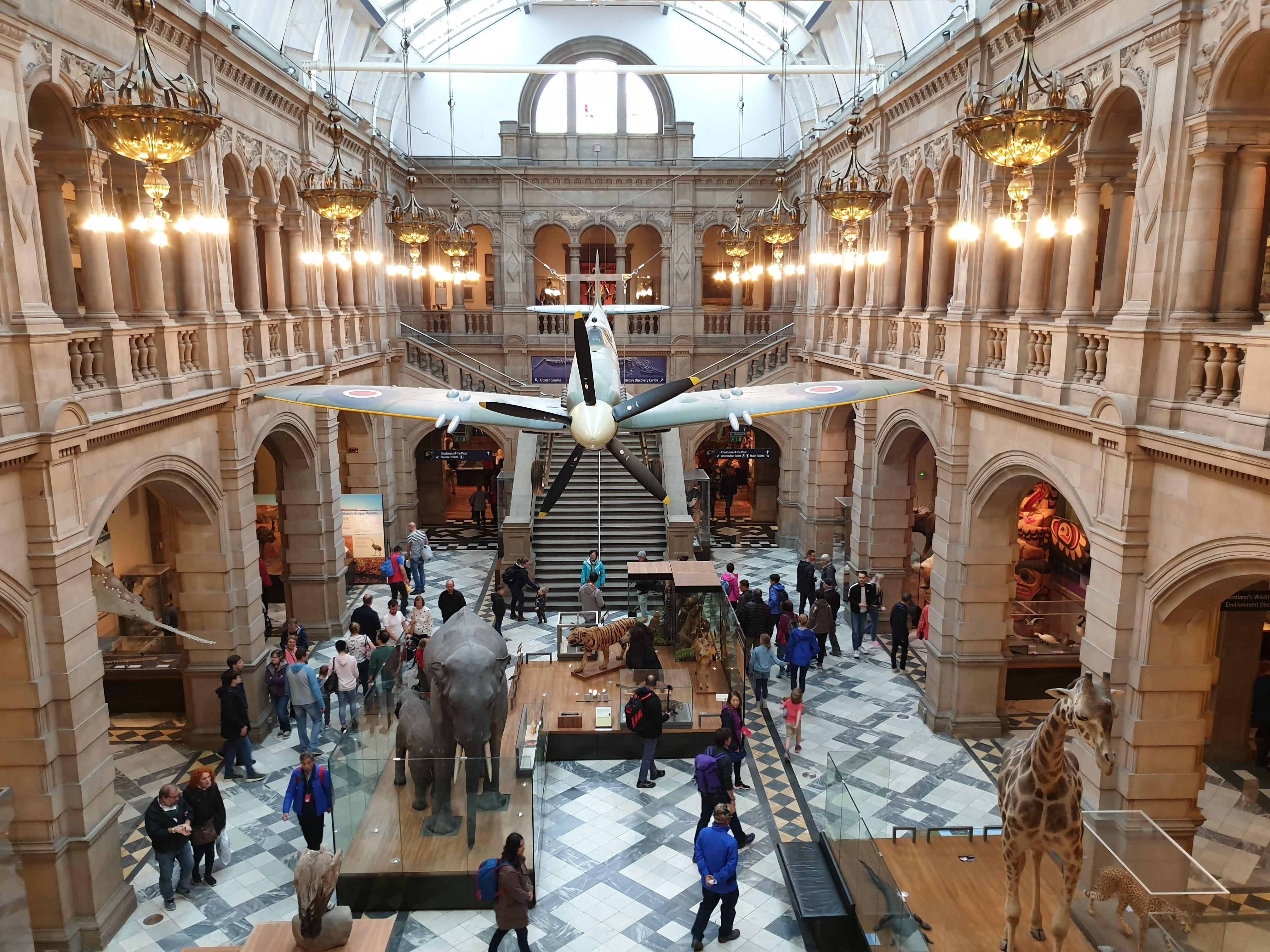 20190518 Glasgow Kelvingrove museum _144055