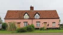 a Suffolk house