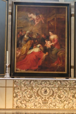 Adoration of the Magi by Rubens