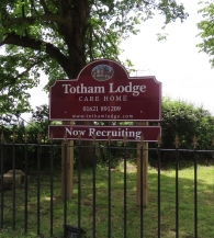 Totham Lodge Care Home