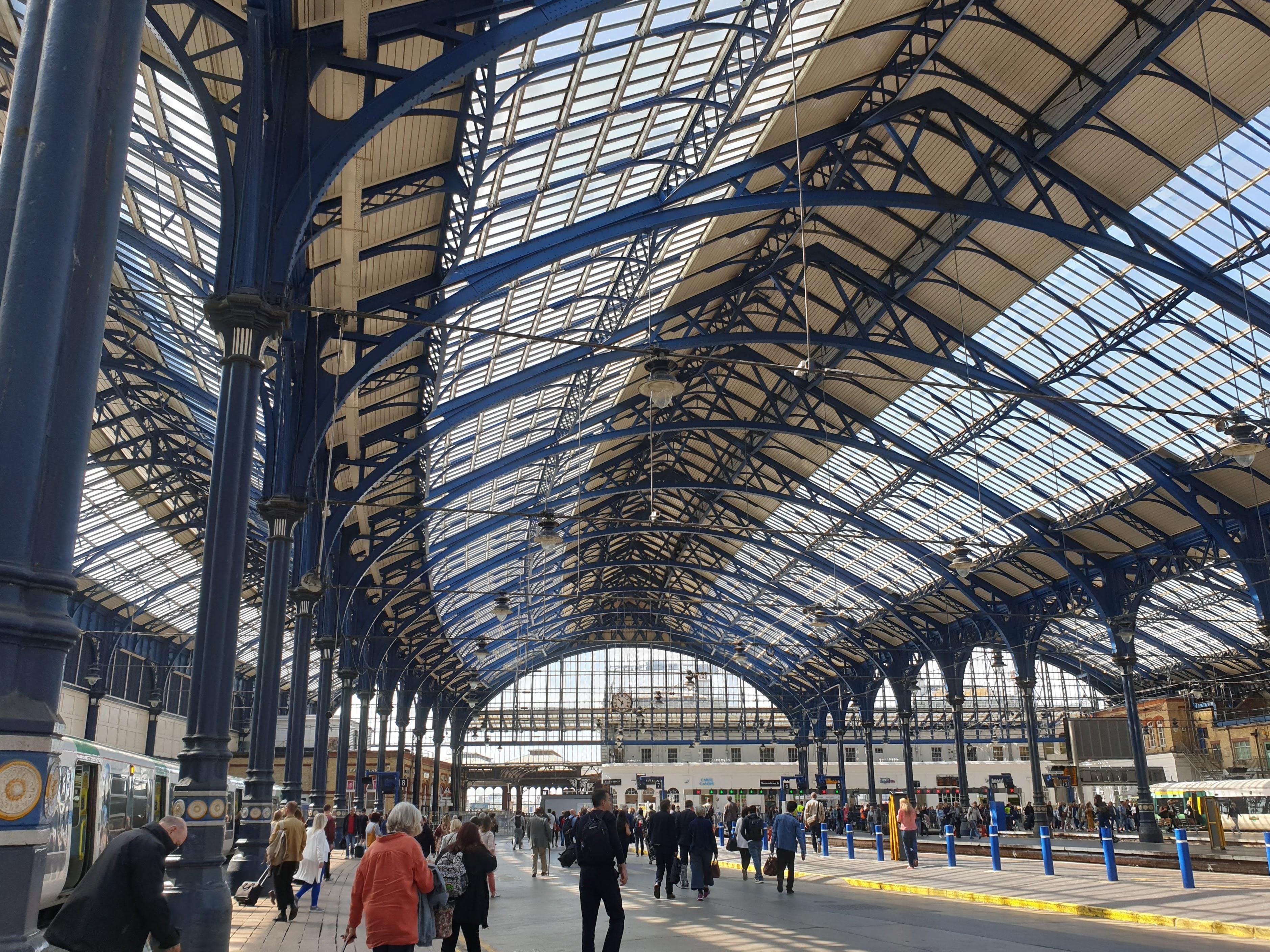20190523 Brighton station _103210