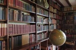 Kipling's library