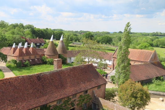 20190525 Sissinghurst tower view 153614_IMG_6158
