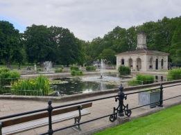 Italian Garden in Hyde Park