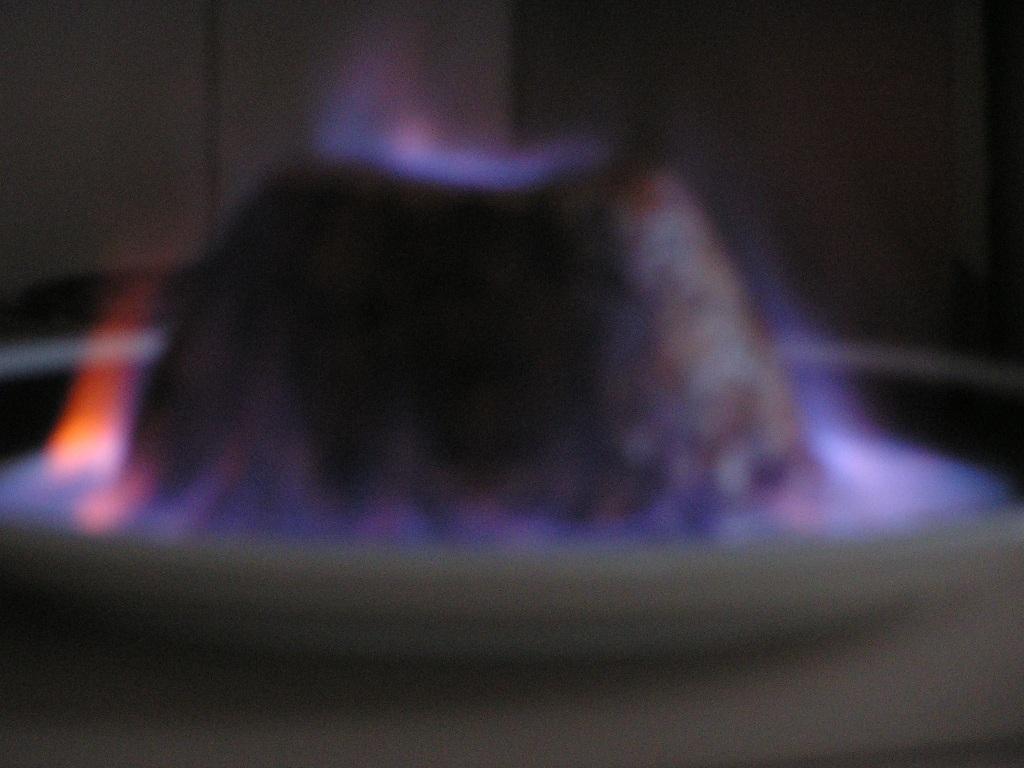 2003 flames
